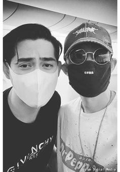 Chụp ảnh selfie cùng nhau, Châu Du Dân và Ngô Kiến Hào làm rộ tin đồn F4 tái hợp