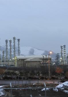 Iran làm giàu Uranium vượt giới hạn