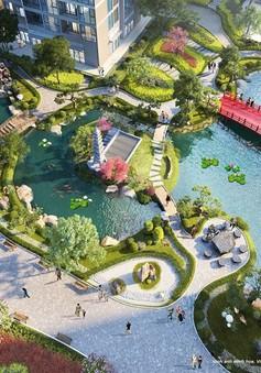 """""""Giải mã"""" phân khu Ruby - Viên hồng ngọc tại thành phố biển hồ Vinhomes Ocean Park"""