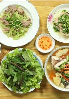 Món ngon cuối tuần với cá lóc