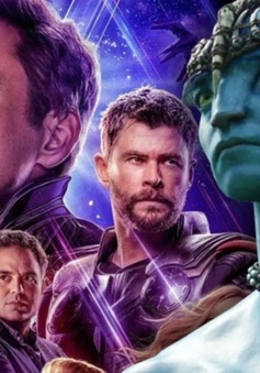 Vượt qua Avatar, Avengers: Endgame Phim có doanh thu phòng vé cao nhất mọi thời đại