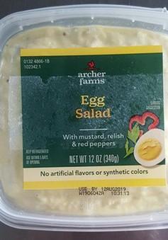 Mỹ thu hồi salad của nhiều hãng do lo ngại nhiễm khuẩn