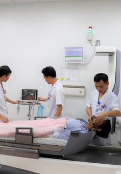 Bệnh viện K: Đưa vào sử dụng máy xạ trị hiện đại nhất thế giới