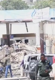 Nổ lớn tại thủ đô Mogadishu của Somalia