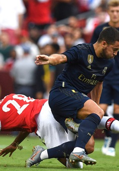 VIDEO Highlights: Real Madrid* 2-2 (pen 3-2) Arsenal (International Champions Cup 2019)