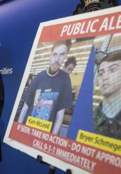 Canada truy nã 2 thanh niên tình nghi sát hại du khách
