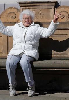 Cụ bà 100 tuổi tham gia tranh cử Hội đồng thành phố tại Đức