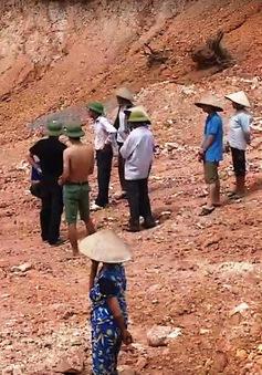 Bắc Giang: Lo lắng của người dân trước việc khai thác đất núi Khống