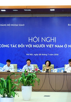 Nâng cao hiệu quả công tác về người Việt Nam ở nước ngoài