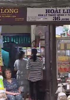 Phố Lãn Ông - thương hiệu chợ thuốc Đông y tại Hà Nội