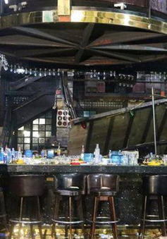Sập ban công câu lạc bộ đêm ở Hàn Quốc, hàng chục người thương vong