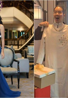 H'Hen Niê làm phù dâu, tặng quà cưới đặc biệt cho Hoa hậu Hoàn vũ Thái Lan