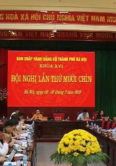 Hà Nội chuẩn bị tổ chức Đại hội Đảng bộ các cấp