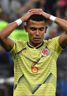 Hậu vệ đội tuyển Colombia bị dọa giết