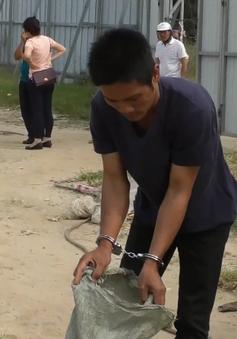 Khởi tố và bắt đối tượng giết con ném xuống sông Hàn
