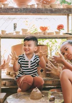 Ca sĩ Thái Thùy Linh: Tôi sống chậm lại để cùng các con đi thật nhiều nơi