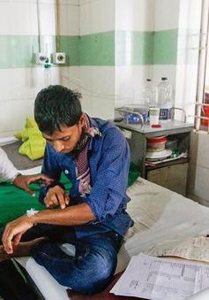 Dịch sốt xuất huyết nghiêm trọng nhất lịch sử Bangladesh