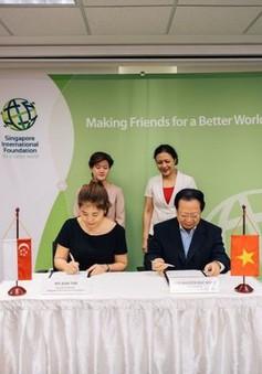 Quỹ Quốc tế Singapore (SIF) tiếp tục đẩy mạnh các dự án tại Việt Nam