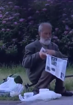 Từ người vô gia cư trở thành hướng dẫn viên du lịch nổi tiếng