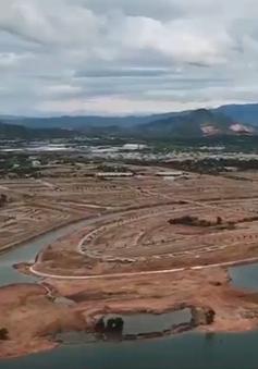 Phát hiện dự án của công ty Trung Nam có lấn sông Cu Đê, thành phố Đà Nẵng