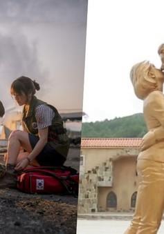 Điều lạ lùng xảy ra ở phim trường Hậu duệ Mặt trời sau khi Song Hye Kyo và Song Joong Ki ly hôn