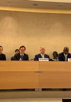 Việt Nam chấp thuận gần 83% khuyến nghị trong khuôn khổ cơ chế Rà soát Định kỳ Phổ quát chu kỳ III về quyền con người