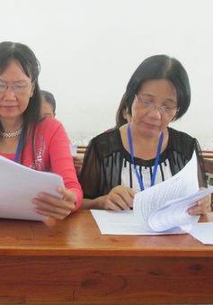 Chấm thi THPT Quốc gia 2019: TP.HCM chấm xong môn Văn, có 6 bài đạt điểm 9