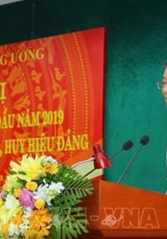 Ban Nội chính Trung ương triển khai nhiệm vụ 6 tháng cuối năm