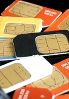 Hơn 1,8 triệu SIM rác bị thu hồi