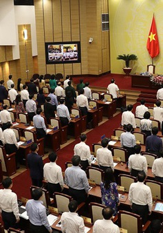 Kỳ họp thứ 9 HĐND Thành phố Hà Nội bàn nhiều nội dung quan trọng