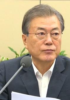 Hàn Quốc kêu gọi Nhật Bản rút lại biện pháp siết chặt quy chế xuất khẩu