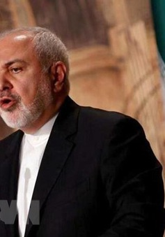 Iran tiếp tục đề nghị Anh thả tàu chở dầu
