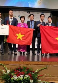 Thí sinh Việt Nam đạt điểm cao nhất Kỳ thi IOAA 2019