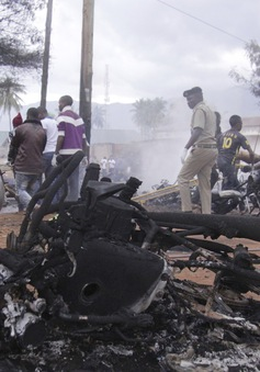 Tanzania để quốc tang 3 ngày tưởng niệm các nạn nhân vụ nổ xe chở dầu