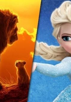 """Soán ngôi """"Frozen"""", """"The Lion King"""" trở thành phim hoạt hình có doanh thu cao nhất mọi thời đại"""