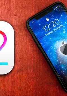 iOS 12 đã được cài đặt trên gần 90% thiết bị tương thích