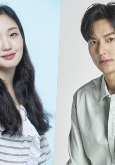 Phim mới của Kim Go Eun và Lee Min Ho đã có lịch phát sóng