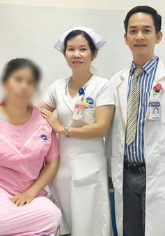 Cắt cùng lúc ruột thừa bị viêm và thai ngoài tử cung cho sản phụ thai 16 tuần