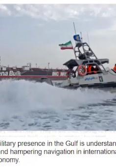 Vận tải biển trong căng thẳng vùng Vịnh
