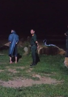 Tìm thấy thi thể 2 du khách mất tích khi tắm biển tại Bình Thuận