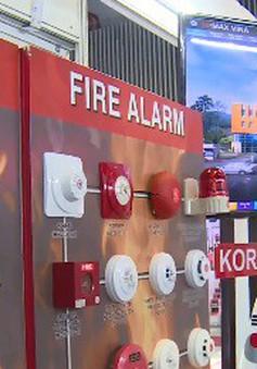 Triển lãm quốc tế về phòng cháy, chữa cháy