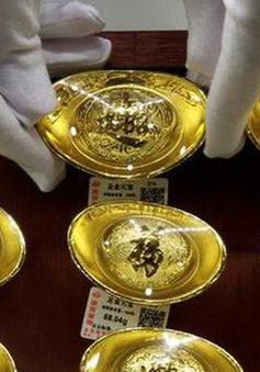 Trung Quốc hạn chế việc nhập khẩu vàng