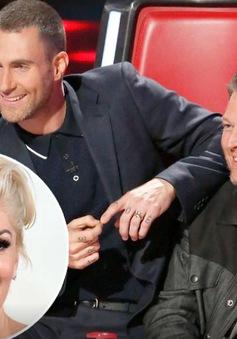 """Blake Shelton: Gwen Stefani đã """"cứu"""" """"The Voice"""""""
