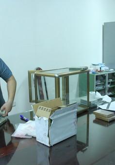 Lào Cai: Bắt quả tang vụ vận chuyển 7 bánh heroin
