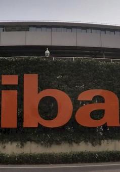 Tập đoàn Alibaba ghi nhận doanh thu vượt dự đoán