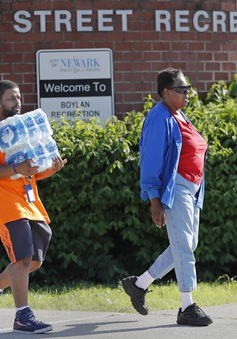Khủng hoảng nước sạch ở Newark, Mỹ do nhiễm chì