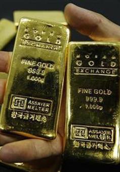 Lo sợ suy thoái đẩy giá vàng bật tăng trở lại