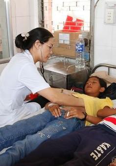 Gần 11.000 ca mắc sốt xuất huyết ở Đắk Lắk