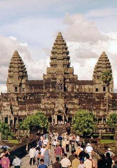Campuchia cấm ăn uống trong khu đền Angkor Wat