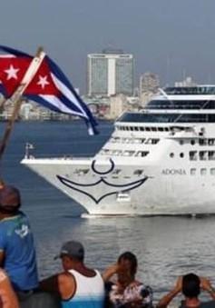 Cuba đón 3 triệu lượt khách quốc tế